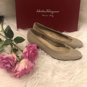 Vintage Salvatore Ferragamo flat Women's shoes